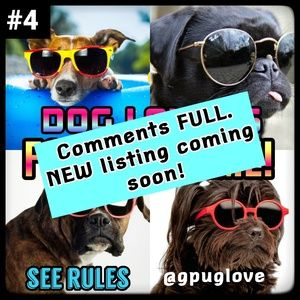 🐶❤️✨✨SEE MY LAST COMMENTS✨✨COMMENTS MAXED 😱